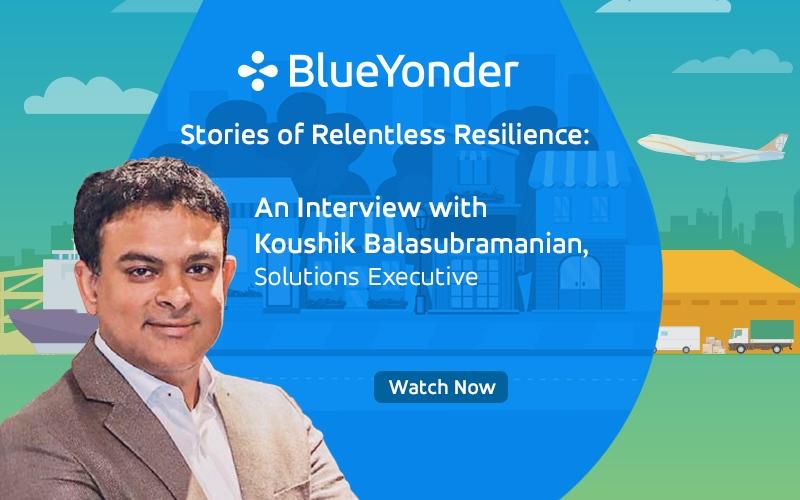 Stories of Relentless Resilience: An Interview with Koushik Balasubramanian