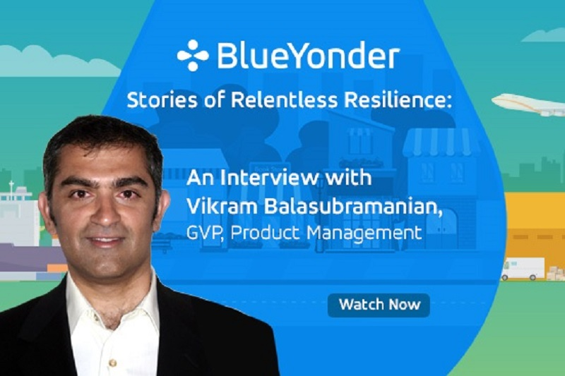 Stories of Relentless Resilience: An Interview with Vikram Balasubramanian