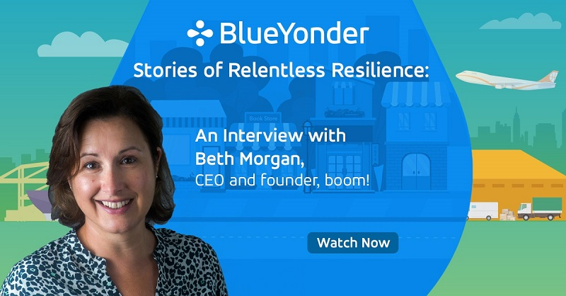 Stories of Relentless Resilience: An Interview with Beth Morgan, CEO and founder, boom!