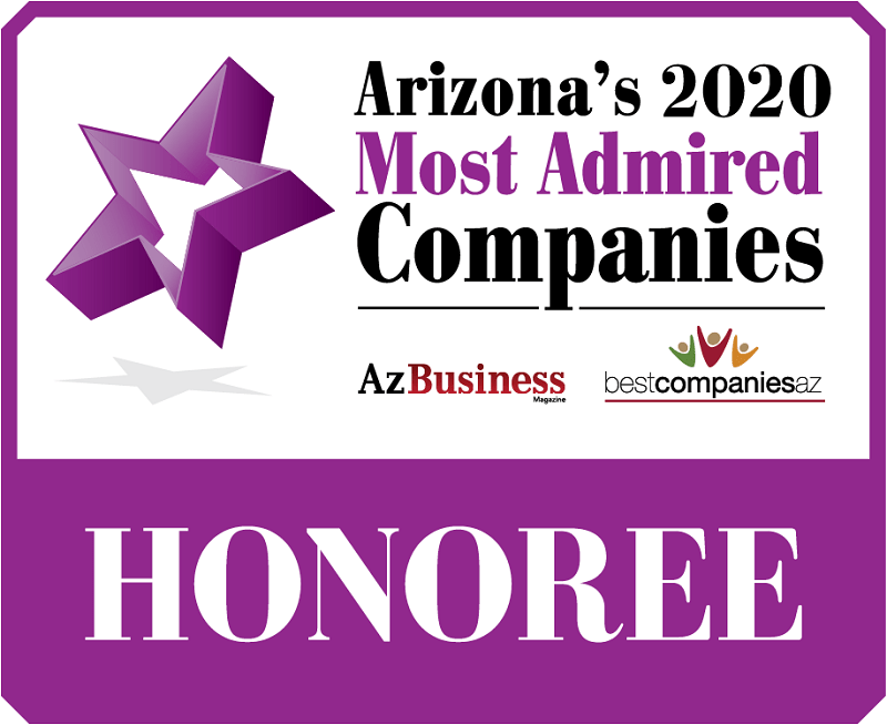 Blue Yonder Named One of Arizona's Most Admired Companies for Fifth Year In a Row