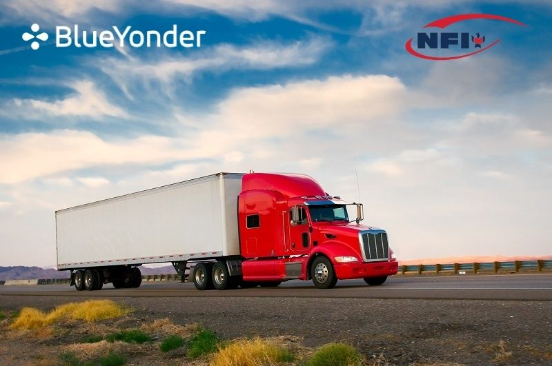 NFI Industries to Expand Freight Capacity Capabilities with Blue Yonder