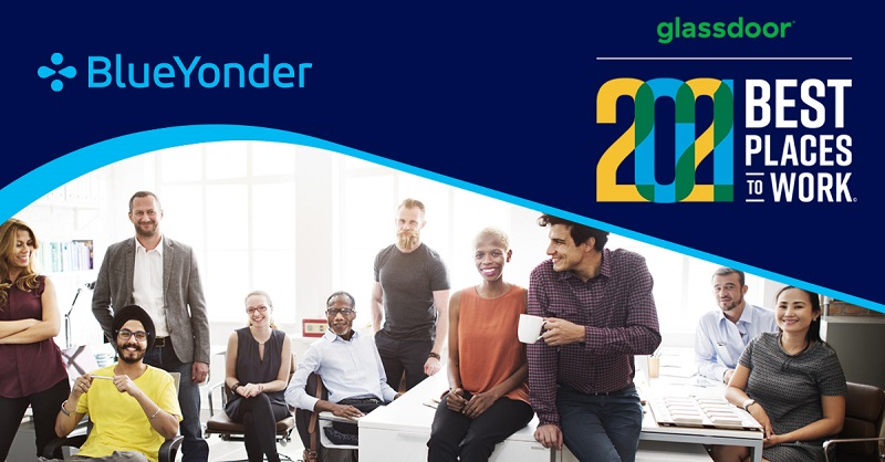 Blue Yonder Again Named a Top Glassdoor Best Places To Work