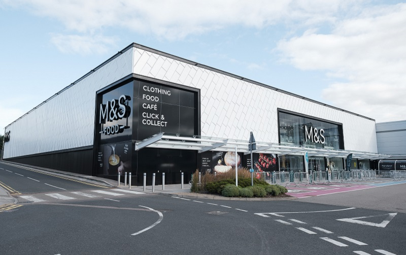 Blue Yonder Completes Strategic Project to Support M&S Clothing & Home